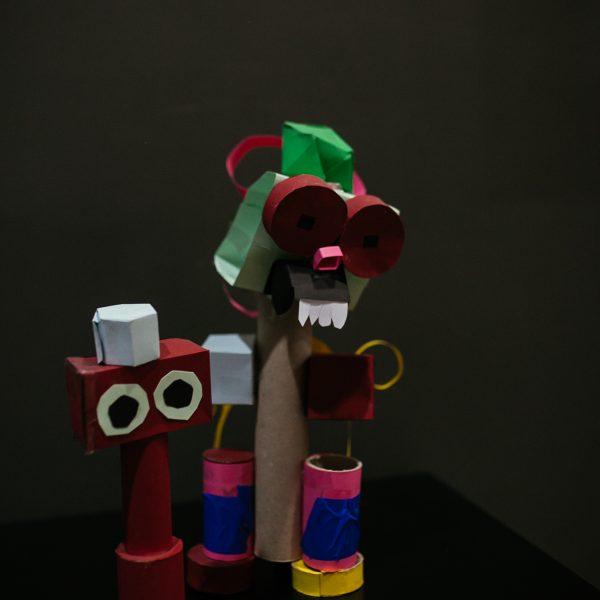 likovna radionica praktikum zagreb igračka od papira ulupuh nagrada