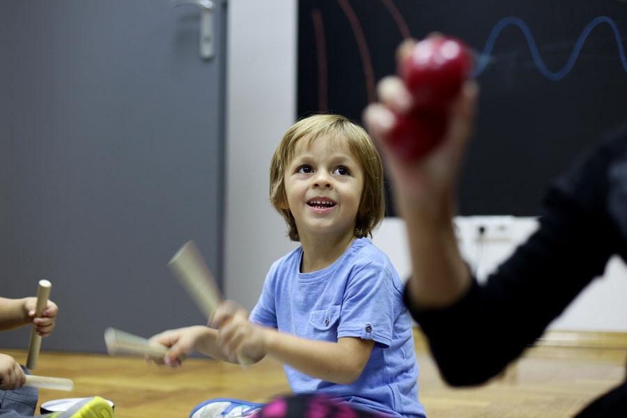 praktikum zagreb music kids glazbena radionica