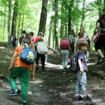 Ljetni program planinarenja, nakon završetka školske godine.