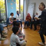 glazba i ples irak RCST zagreb praktikum za jednakost
