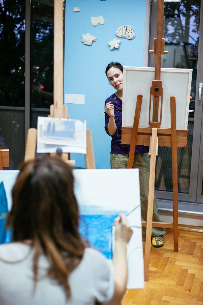 praktikum art class za odrasle