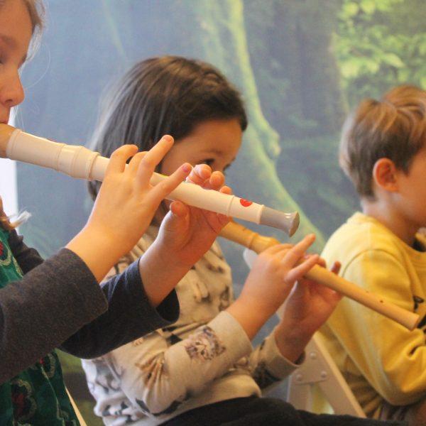 Glazbena radionica Praktikum Zagreb Music Kids