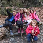 Praktikum Zagreb Planinarenje za djecu