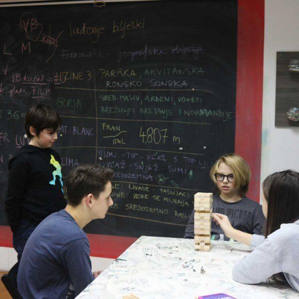 Praktikum Zagreb Tehnike učenja za 5. i više razrede
