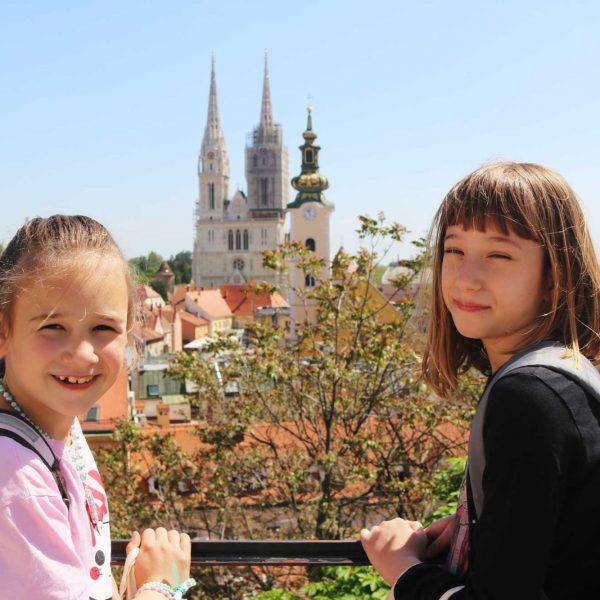 Proljetni kamp Zagreb tak' imam te rad Praktikum