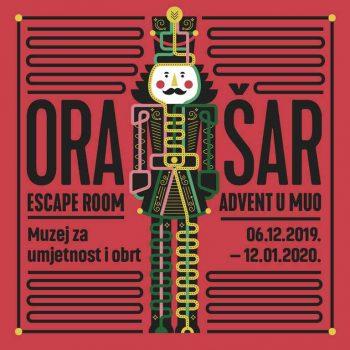 Orašar Escape Room - Praktikum Zagreb - Zagreb tak imama te rad - program - dječji kamp