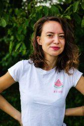 Lidija Kraljić, voditeljica dramskih radionica, Praktikum Zagreb
