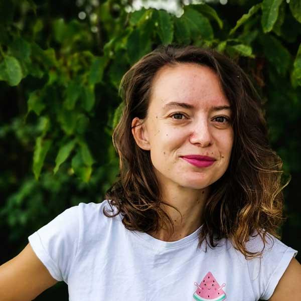 Lidija Kraljić, voditeljica dramskih radionica Praktikum Zagreb