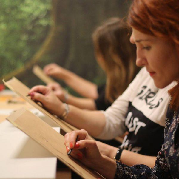 ART CLASS za odrasle, Praktikum Zagreb
