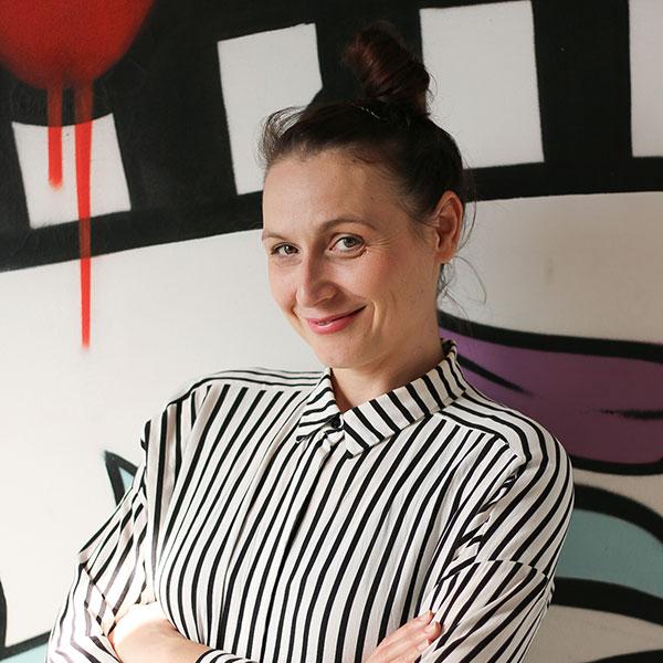 Romina Vitasović Lučić, voditeljica dramskih radionica